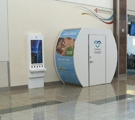 Atlanta Airport Adds Nursing Stations After Moms Lobby