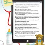 Checklist for Selecting a Pediatrician