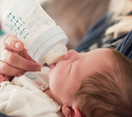 (BBC NEWS): Bottle Feeding is a Woman's Right, Midwives Told