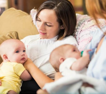 Insurance coverage of breastfeeding counseling, supplies aids military mothers