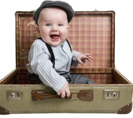 (Popsugar): Flight Attendant Moms Share 20 Genius Secrets to Flying With Babies